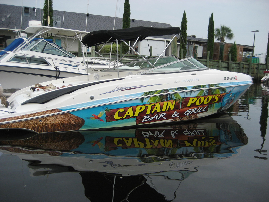 Custom Boat Decals And Graphics Custom Vinyl Decals - Vinyl boat graphics decals
